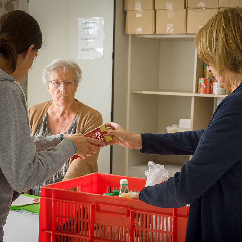 LICHTPUNT-Zottegem-Voedselpakket